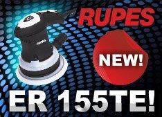 Новые шлифовальные машинки от Rupes